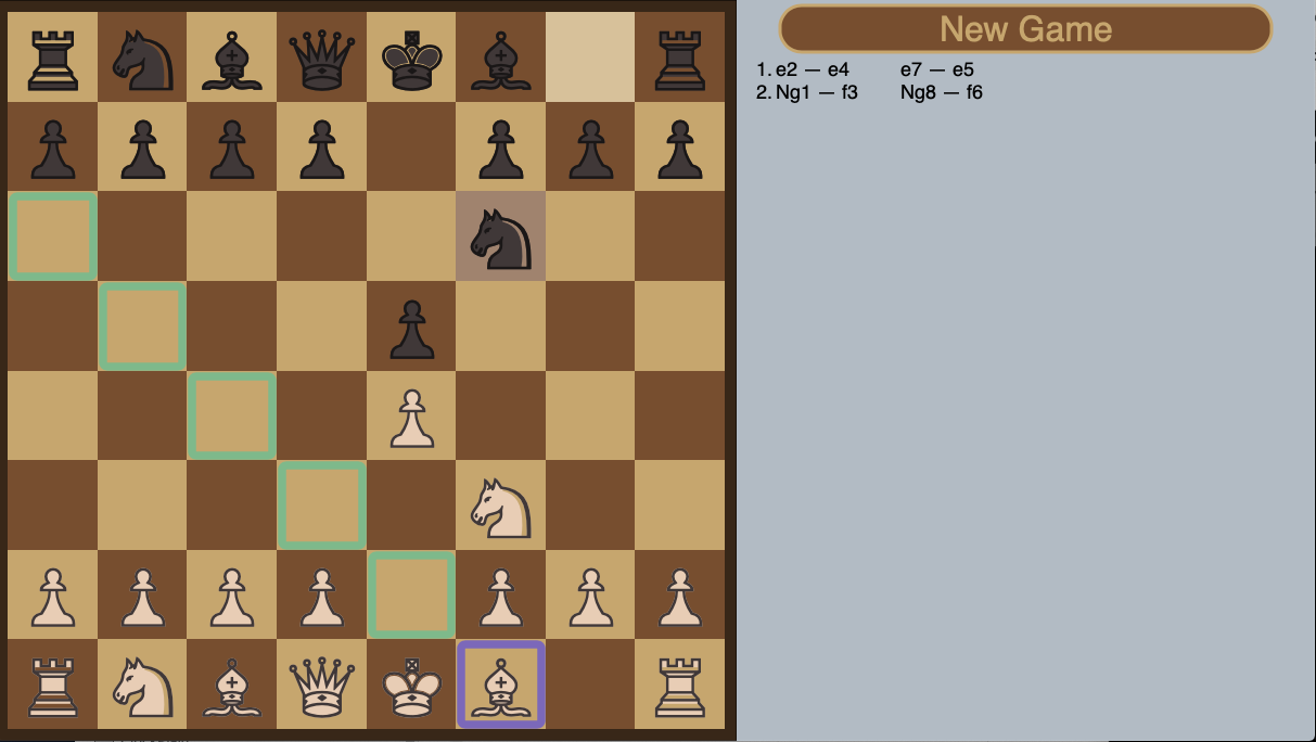chess example